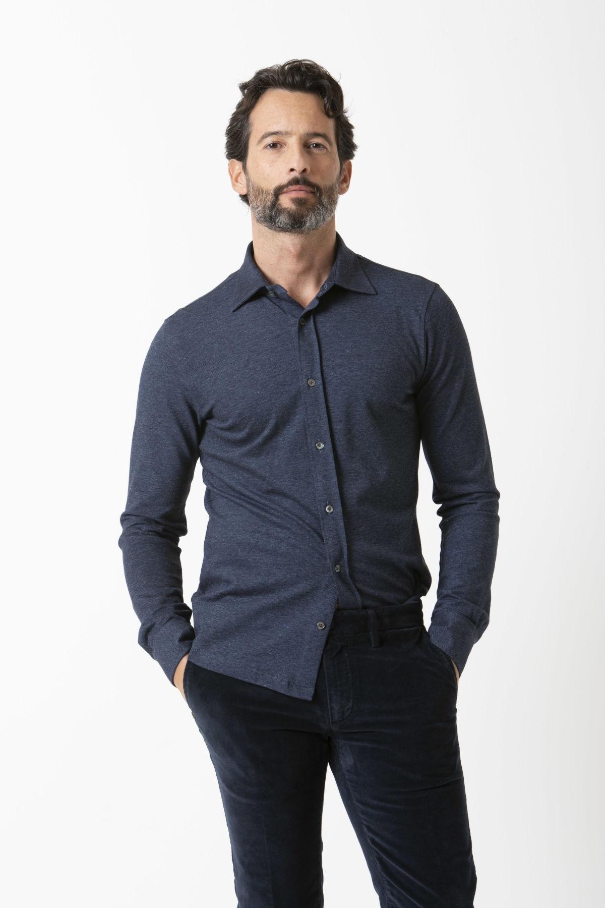 Camicia per uomo BORSA A/I 19-20