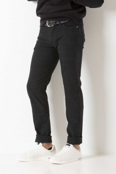 CHARCOAL Jeans for man ROY ROGER'S F/W 19-20