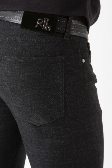 Jeans CHARCOAL per uomo ROY ROGER'S A/I 19-20