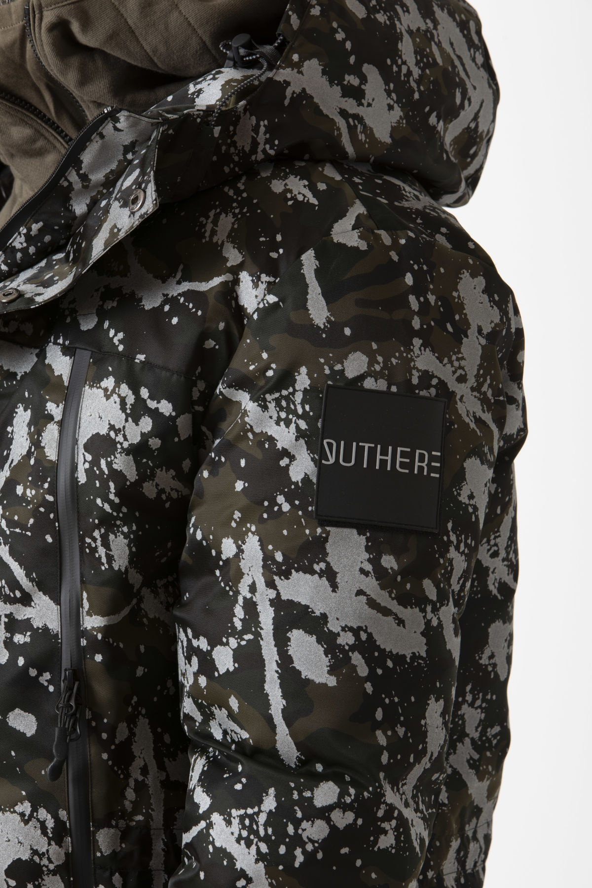 ABSTRACT X Jacket for man OUTHERE F/W 19-20