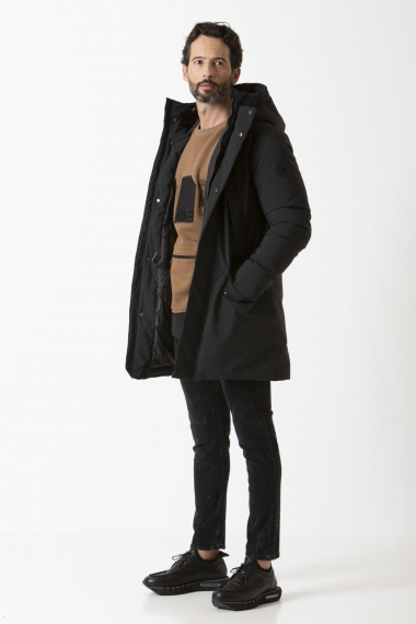 Parka for man SAVE THE DUCK F/W 19-20