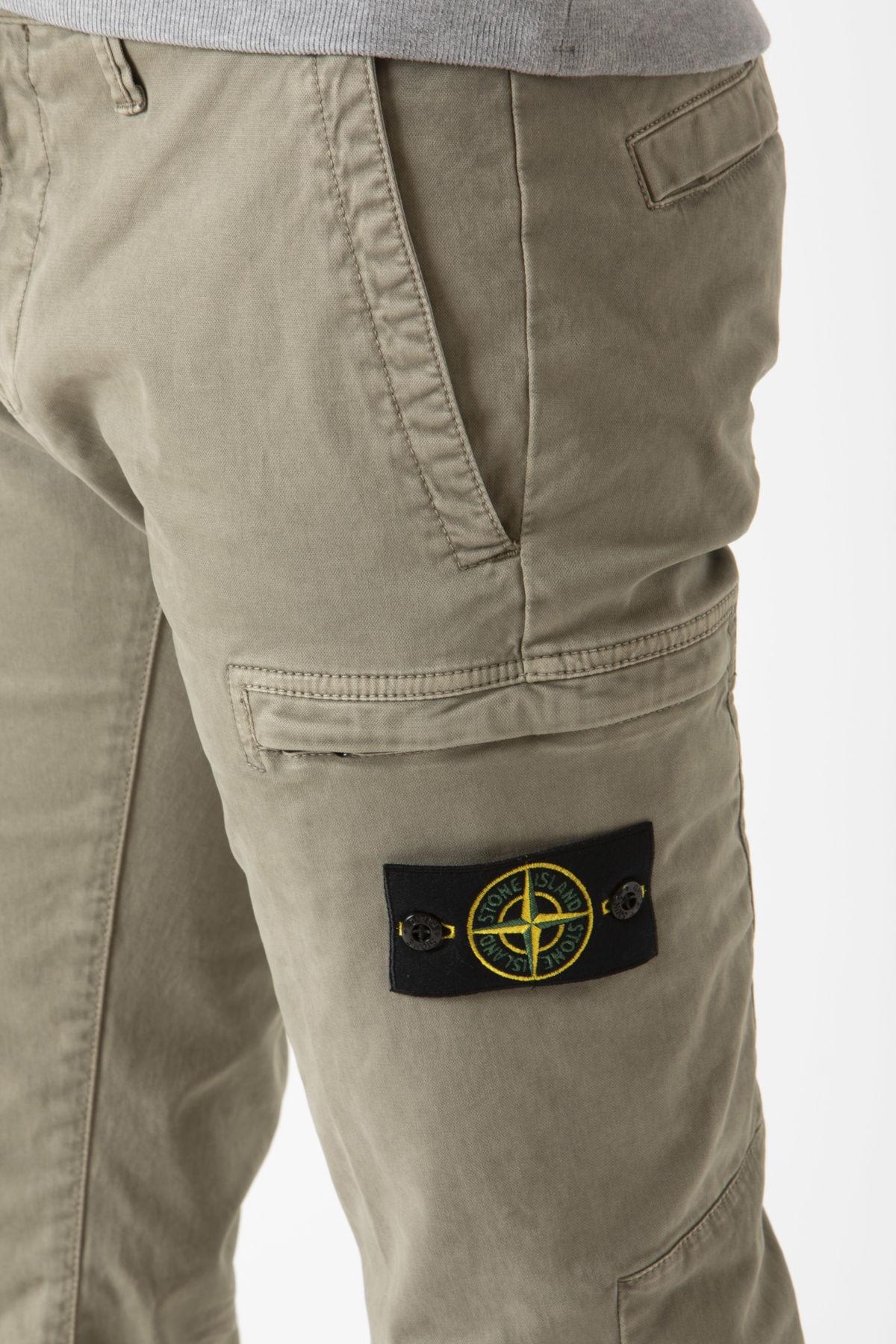 Pantaloni per uomo STONE ISLAND A/I 19-20