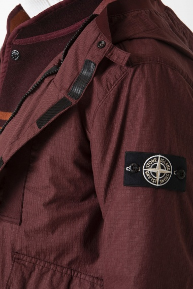 REFLECTIVE WEAVE RIPSTOP-TC Jacket for man STONE ISLAND F/W 19-20