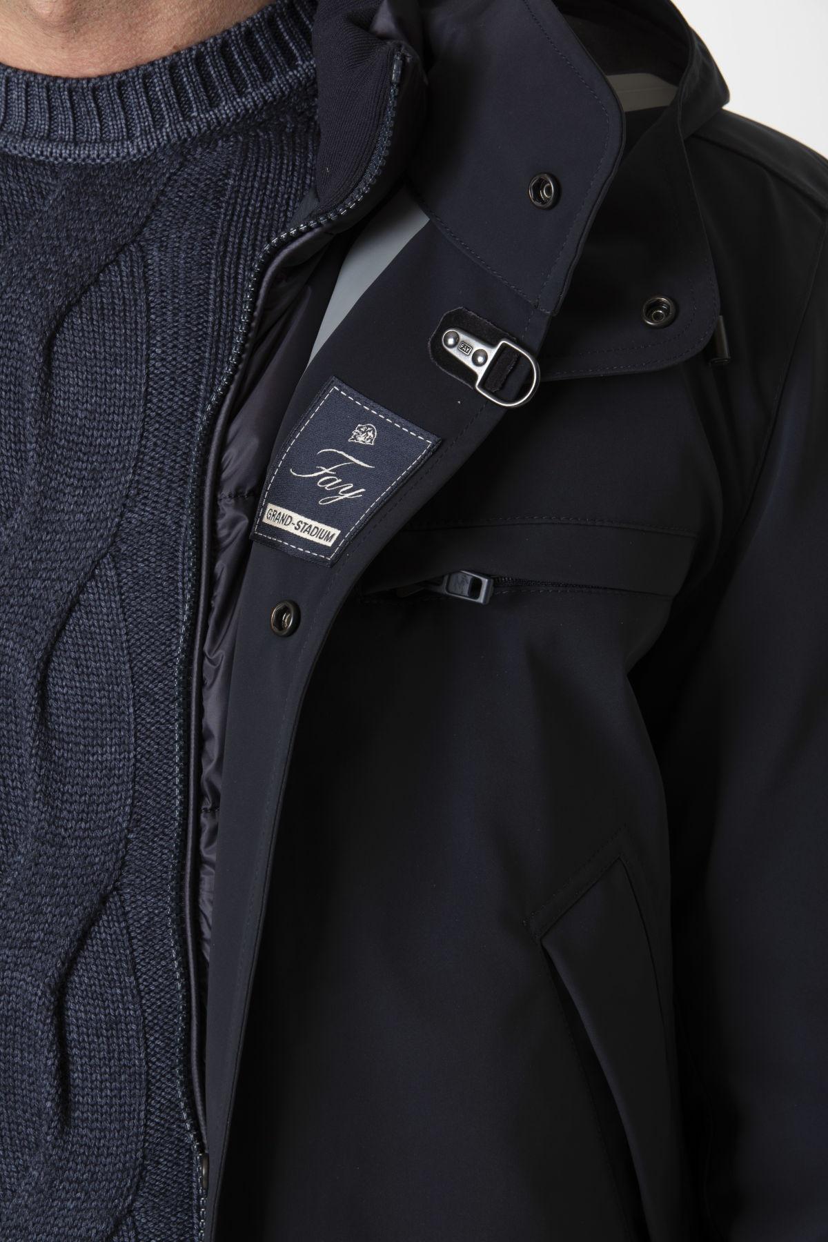GRAND STADIUM Jacket for man FAY F/W 19-20