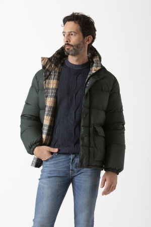 REVERSIBLE Jacket for man FAY F/W 19-20