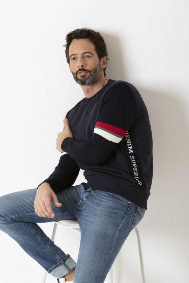 Herren Sweatshirt PMDS F/W 19-20