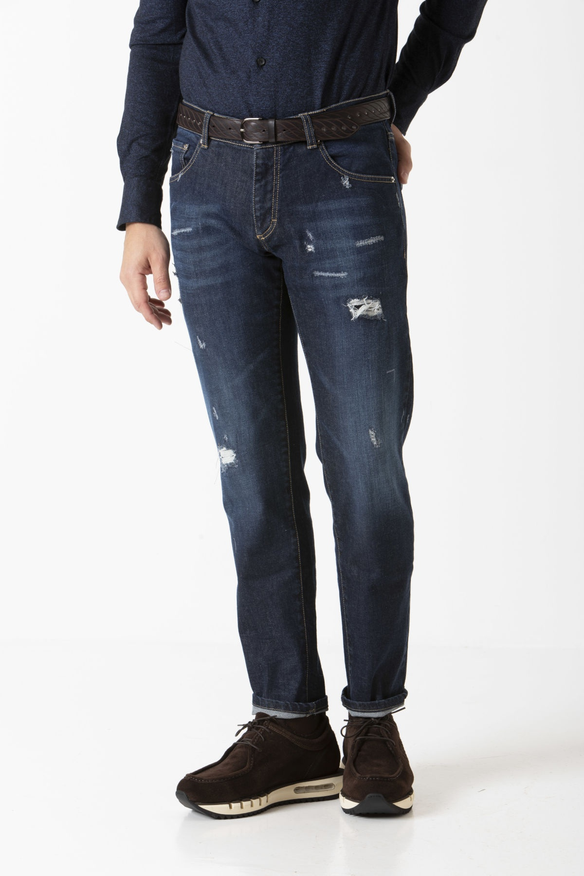 Jeans for man LES HOMMES URBAN F/W 19-20