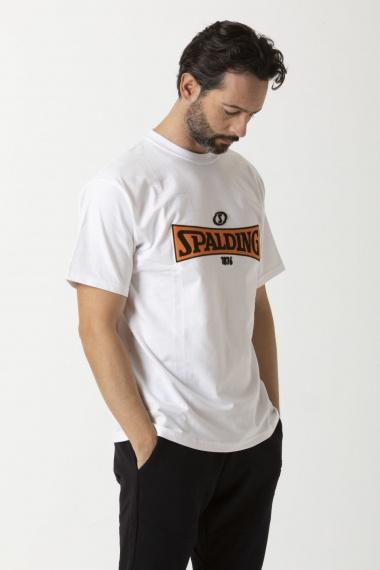 Herren T-shirt SPALDING H/W 19-20