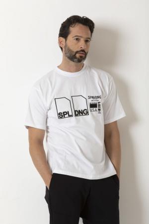 T-shirt per uomo SPALDING A/I 19-20