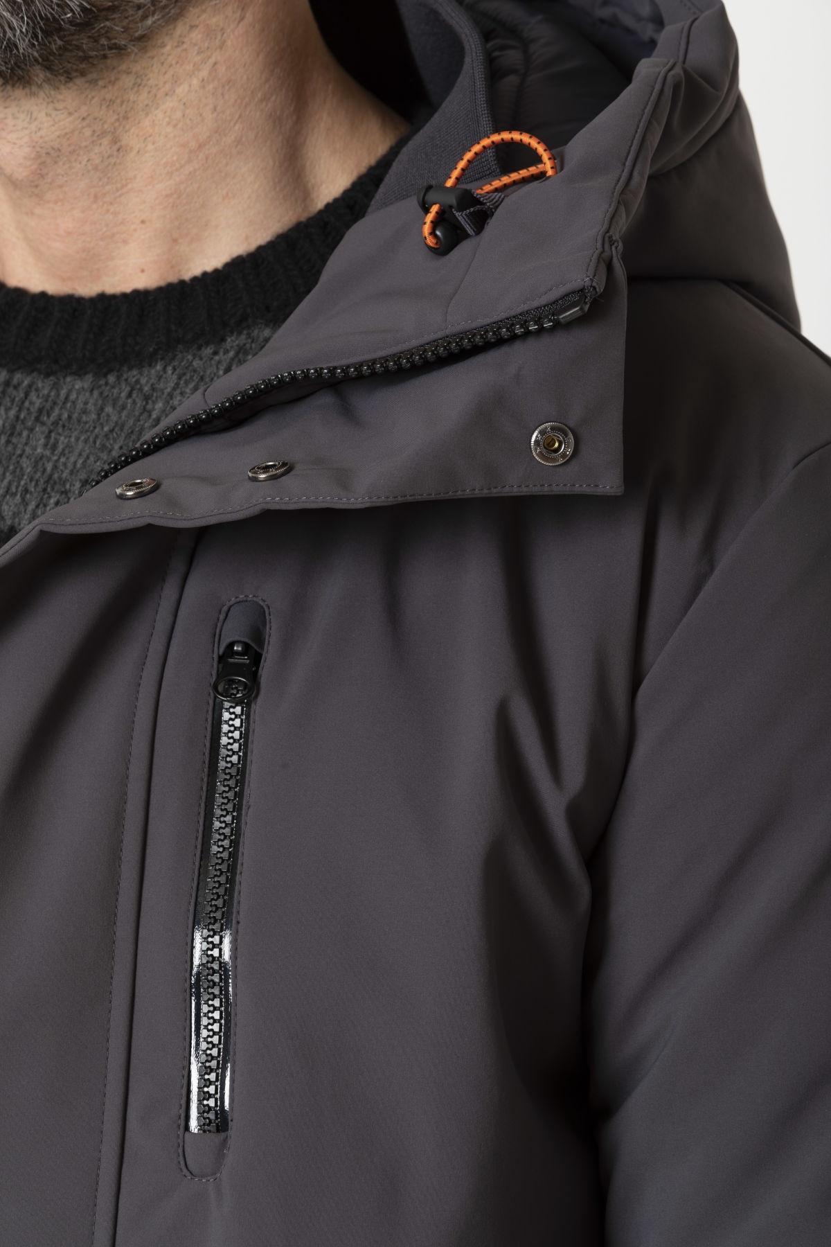 Parka for man SAVE THE DUCK F/W