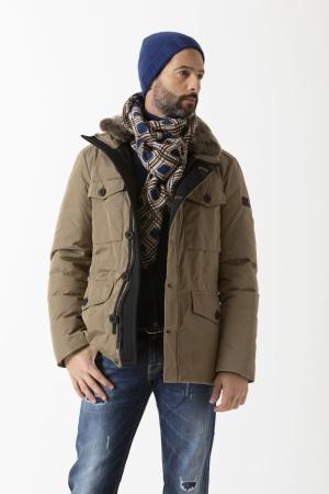 Jacket STRITCH OXF for man PEUTEREY F/W 19-20