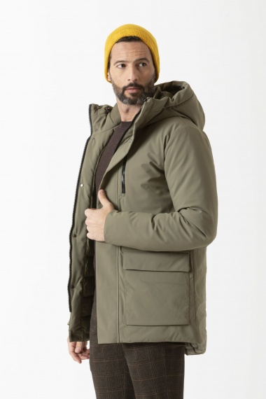 Herren Parka SAVE THE DUCK H/W 19-20