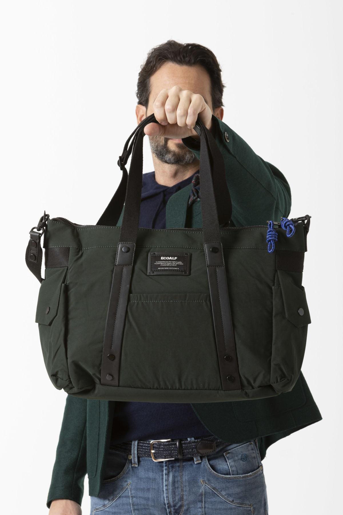 VILNIUS Travel bag ECOALF F/W 19-20