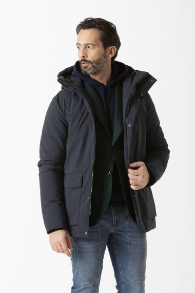 Parka per uomo SAVE THE DUCK A/I 19-20