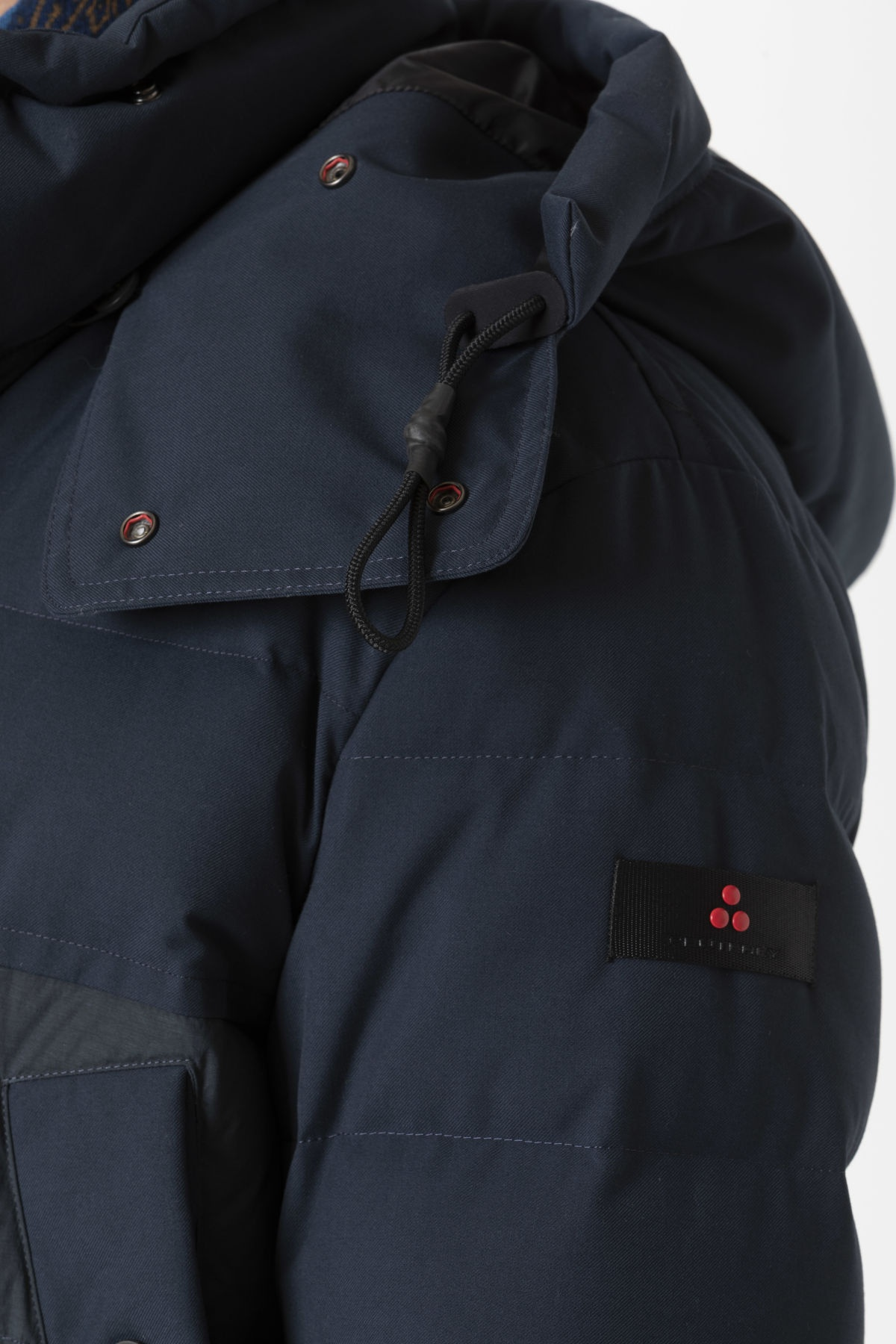 DOUBLE FABRIC DOWN Jacket for man PEUTEREY F/W 19-20
