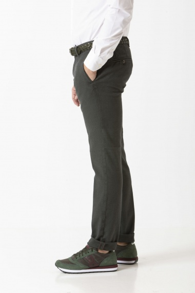 Herren Hosen SLACKS BY INCOTEX H/W 19-20