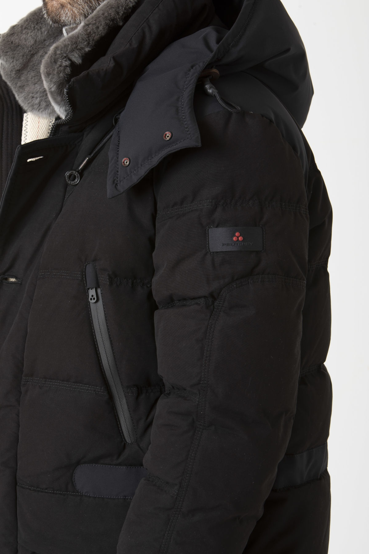 GUARDIAN 5.0 Parka for man PEUTEREY F/W 19-20