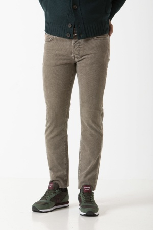 529 RR\'S CORDUROY SW TAUPE
