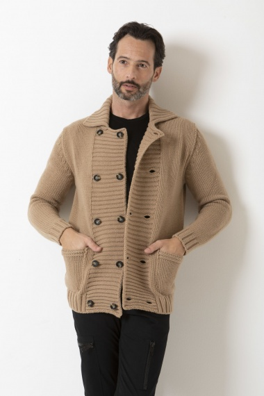 Cardigan for man RIONE FONTANA F/W 19-20
