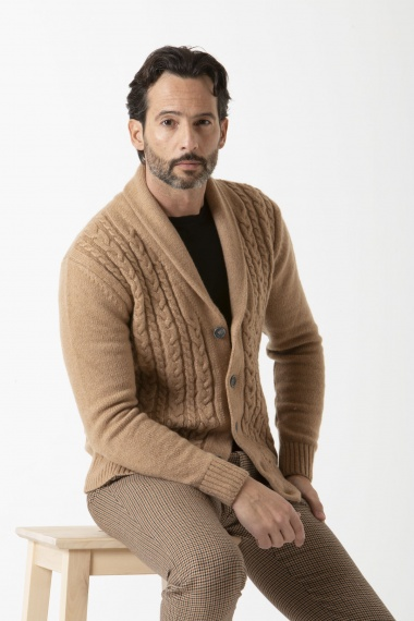 Cardigan for man BERTELLI F/W 19-20