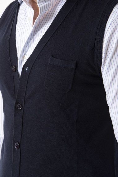 Vest for man PAOLO PECORA F/W 19-20