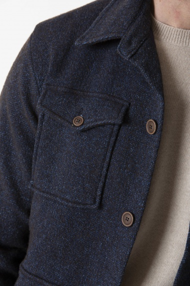 Field Jacket for man ZIP CODE 36061 F/W 19-20