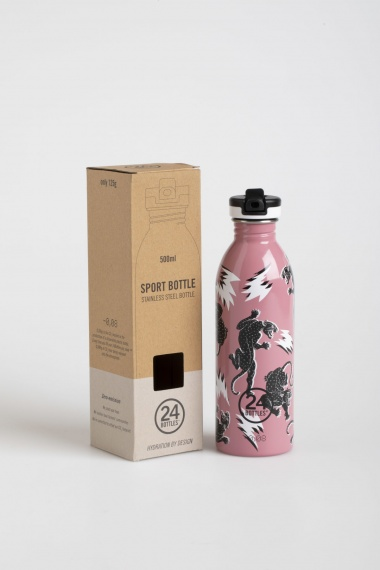 URBAN Bottle + SPORT LID Cap 24 BOTTLES