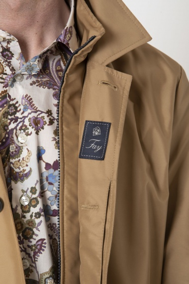 Coat for man FAY S/S 20