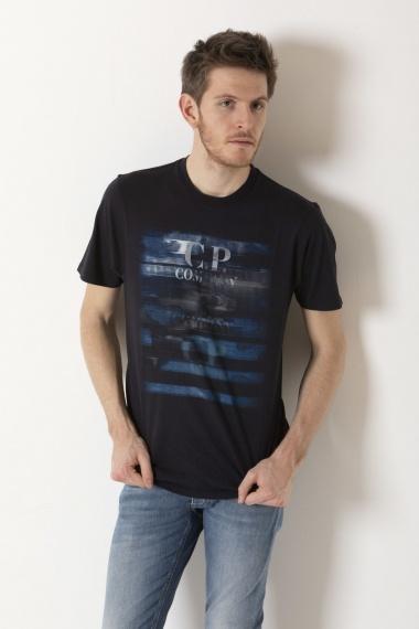 Herren T-Shirt C.P. COMPANY F/S 20