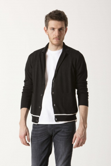 Cardigan for man PAOLO PECORA S/S 20