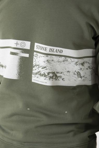 Felpa per uomo STONE ISLAND P/E 20