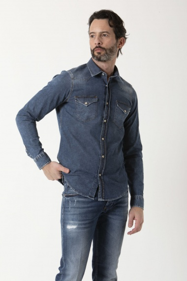 Shirt for man ROY ROGER'S S/S 20
