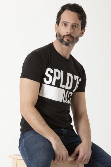 Herren T-Shirt SPALDING F/S 20