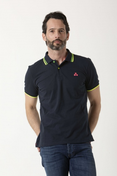 Polo for man PEUTEREY S/S 20
