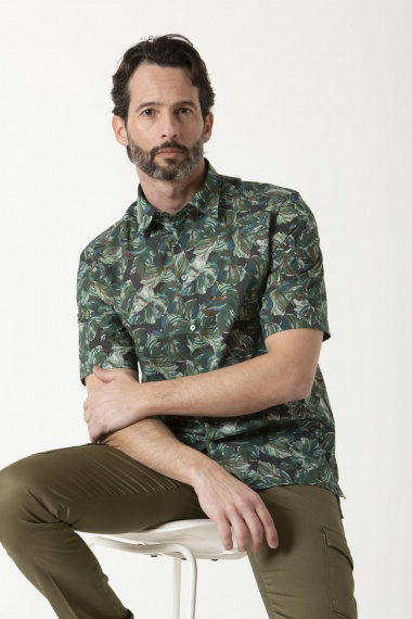 Shirt for man PAOLO PECORA S/S 20