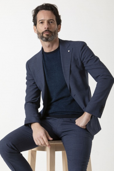 Suit for man LUIGI BIANCHI MANTOVA S/S 20