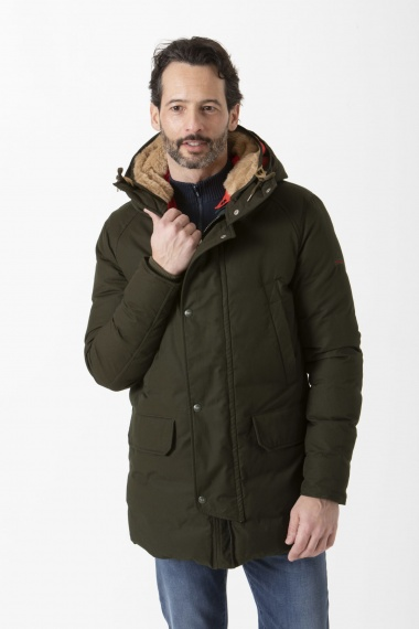 Parka for man HOLUBAR F/W 19-20