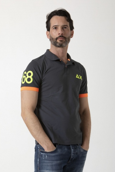 Polo for man SUN68 S/S 20