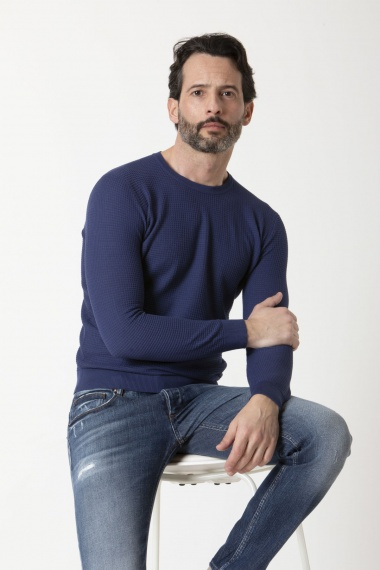 Pullover for man FILIPPO DE LAURENTIIS S/S 20