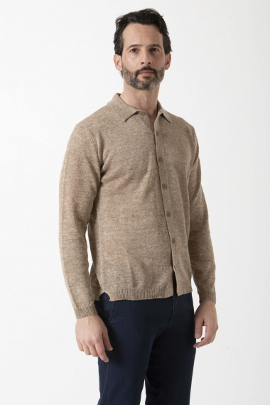 Cardigan for man FILIPPO DE LAURENTIIS S/S 20