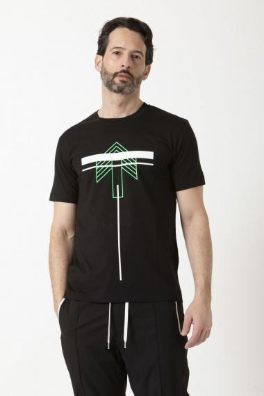 Herren T-Shirt LES HOMMES URBAN F/S 20