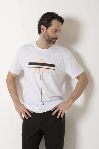 T-shirt for man LES HOMMES URBAN S/S 20