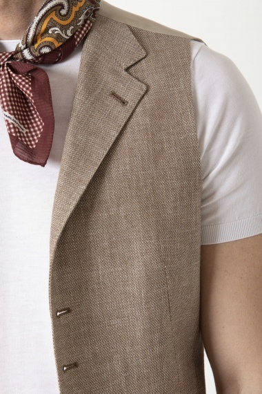 Waistcoat for man TAGLIATORE S/S 20