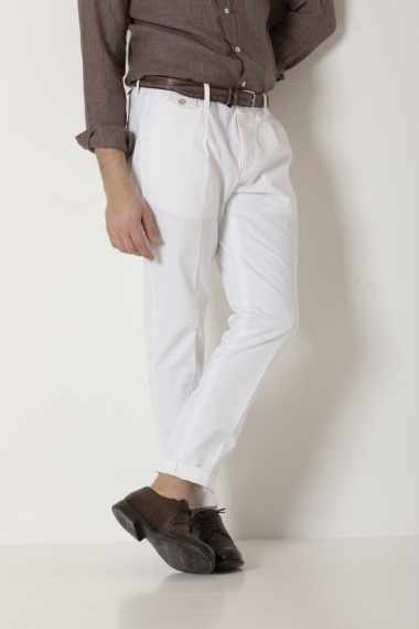 Trousers for man PAOLO PECORA P/E 20
