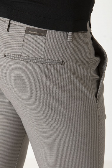 Trousers for man MICHAEL COAL P/E 20