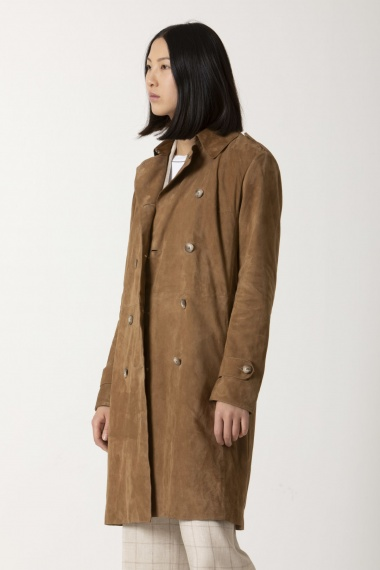 Trench for woman DONDUP S/S 20