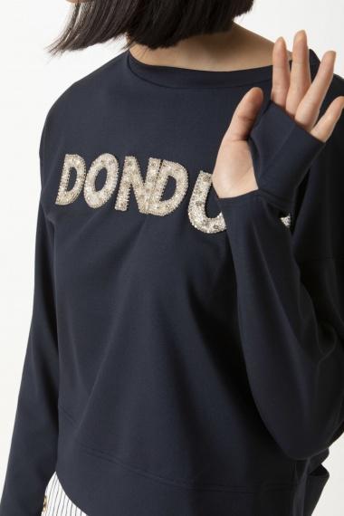 Sweatshirt for woman DONDUP S/S 20