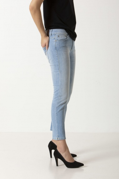 Jeans for woman DONDUP S/S 20