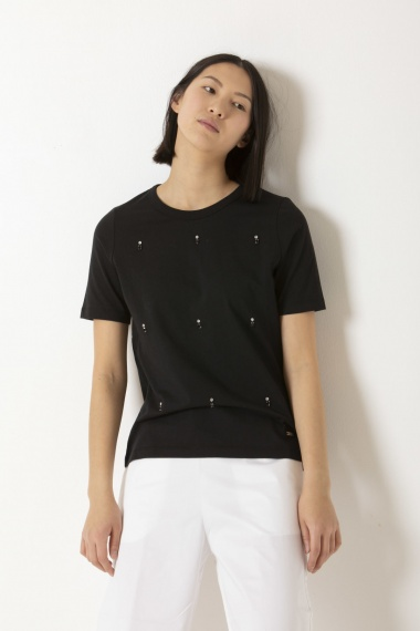 T-shirt for woman FAY S/S 20