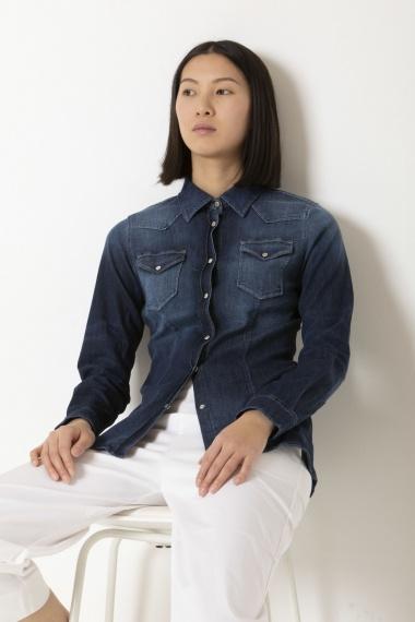 Camicia per donna DONDUP P/E 20